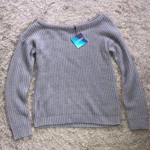 Light weight knit sweater